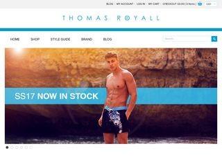 thomasroyall.com-logo