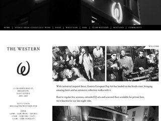 thewestern.pub-logo