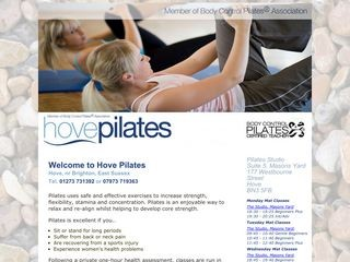 /business/hovepilates.com