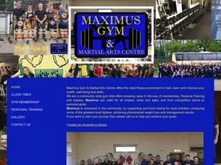 /business/maximusgym.com