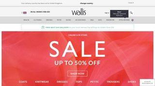 wallis.co.uk-logo