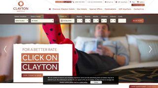 /business/claytonhotels.com