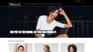 /business/tresemme.com