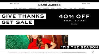 /business/marcjacobs.com