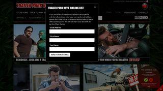 /business/trailerparkboysmerch.com