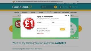 poundland.co.uk-logo