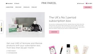 /business/pink-parcel.com