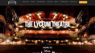 /business/thelyceumtheatre.com