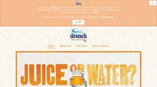 /business/drenchjuicyspringwater.com