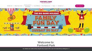 fontwellpark.co.uk-logo
