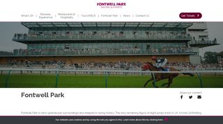 fontwellpark.co.uk-logo