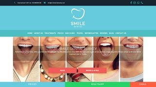 /business/smiledentalturkey.com