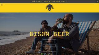 /business/bisonbeer.co.uk