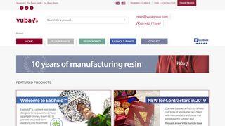 /business/vubaresinproducts.com