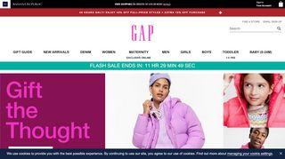/business/gap.co.uk