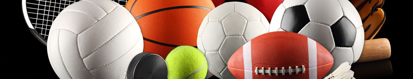 Different Types of Sports Balls